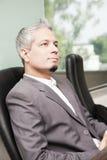 Executivo empresarial novo Imagens de Stock