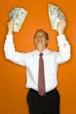 Executivo empresarial rico Fotografia de Stock
