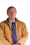 Executivo masculino sênior Fotografia de Stock