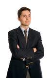 Executivo novo Imagens de Stock