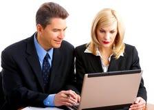 Executivos Imagem de Stock Royalty Free