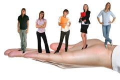 Executivos Imagem de Stock