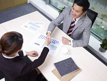 Executivos asiáticos