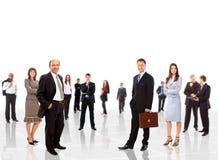 Executivos atrativos novos Imagens de Stock