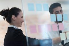 Executivos criativos novos Imagem de Stock Royalty Free