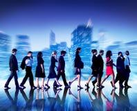Executivos da colaboração Team Teamwork Professional Concept Fotos de Stock