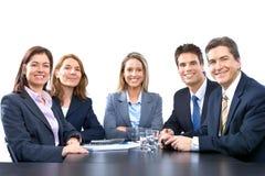 Executivos da equipe Imagem de Stock Royalty Free