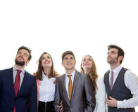 Executivos de Groupof Fotos de Stock