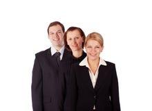 Executivos e equipe. Foto de Stock