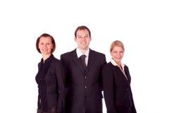 Executivos e equipe. Fotografia de Stock
