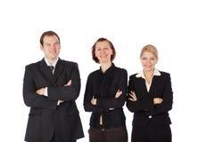 Executivos e equipe. Fotografia de Stock Royalty Free