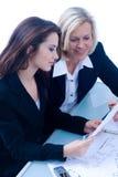 Executivos no trabalho foto de stock royalty free