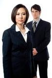 Executivos novos Foto de Stock