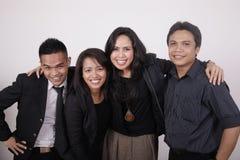Executivos ocasionais Foto de Stock