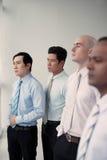 Executivos seguros sérios Foto de Stock Royalty Free