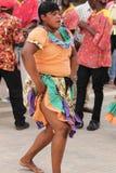 Executor jamaicano da rua Imagem de Stock