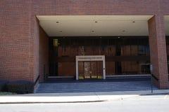 Exekutivmitte Fogelman, Universität von Memphis Lizenzfreie Stockfotografie