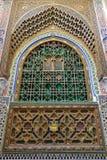 Exempel av marockansk arkitektur Royaltyfri Foto