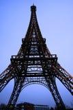 Exemplar des Eiffelturm Stockbilder
