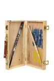 Exemplo de madeira do artista Foto de Stock Royalty Free