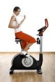 Exercício da ginástica Imagem de Stock Royalty Free