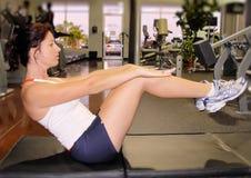 Exercício da mulher Fotos de Stock