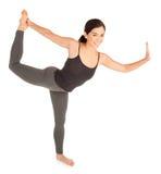 Exercício da mulher nova Imagens de Stock Royalty Free
