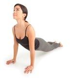 Exercício da mulher nova Imagens de Stock