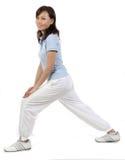 Exercício delicado Imagem de Stock