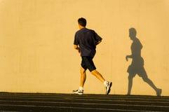 Exercício do homem Foto de Stock Royalty Free