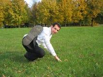 Exercício do menino Imagem de Stock Royalty Free