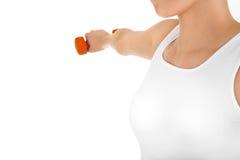 Exercício físico Fotos de Stock Royalty Free