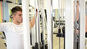 Exercício no Gym filme