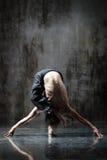Exercício Yogic fotos de stock