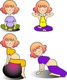 Exercice Image stock