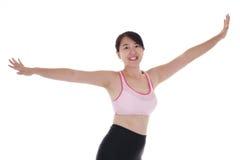Exercice aérobie Images stock