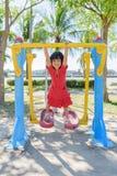 Exercice d'enfants Photographie stock