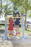 Exercice d'enfants Image libre de droits