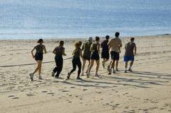 Exercice de début de la matinée. Images stock