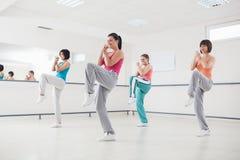 Exercice de femmes Image stock