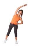 Exercice de forme physique Photos stock