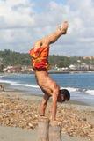Exercice de forme physique Photos libres de droits