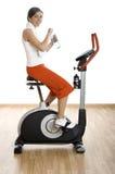 Exercice de gymnastique Photographie stock