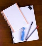 exercice de livres Photo libre de droits