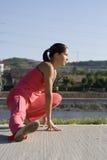 Exercice de matin Photo libre de droits
