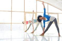 Exercice de sportives Image stock