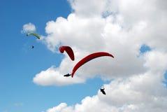 Exercice du ciel Photographie stock