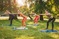 Exercice en nature photo libre de droits