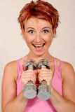 Exercise Stock Photography