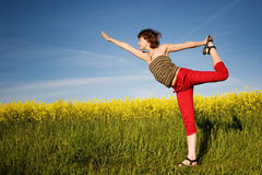 Exercise Royalty Free Stock Photography